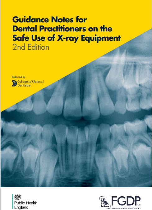 New Dental Guidance Notes