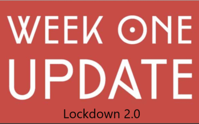 First Week Of Lockdown 2.0 Completed!